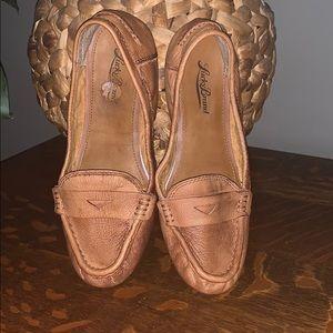 Lucky Brand Feverton tan loafer